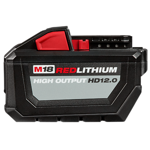 M18 REDLITHIUM™ HIGH OUTPUT™ HD12.0 Battery Pack
