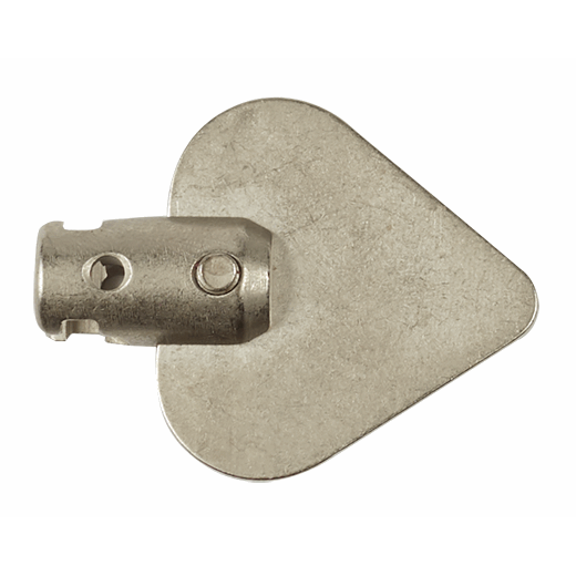 "1-1/2"" Spade Bit Attachment w/ RUST GUARD™ Plating"