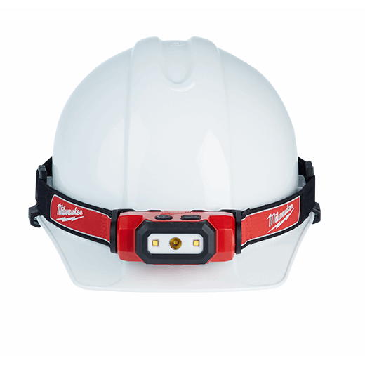 USB Rechargeable Hard Hat Headlamp
