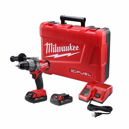 """Milwaukee 2766-20 M18 FUEL 1//2/"""" Haut Couple Clé à chocs avec Goupille De Détente"""